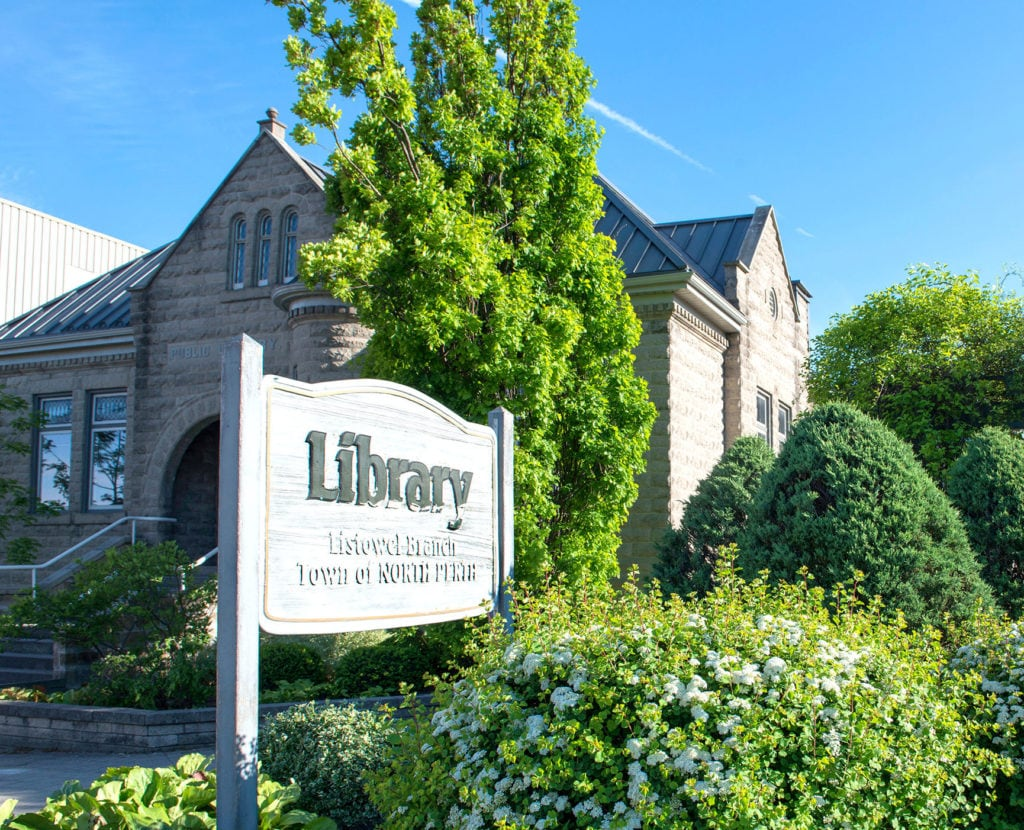 Listowel library